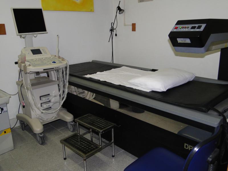 Radiologia e Ecografia